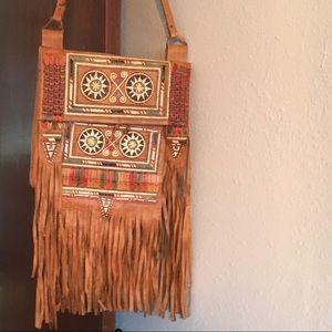 Handmade Native American Bag